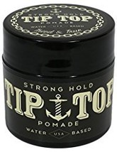 Tip Top Strong Hold Water Based Pomade 4.25oz - $25.83