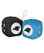 Carolina Panthers Fuzzy Dice [Free Shipping]**Free Shipping** - $9.99