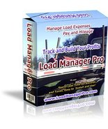Load Manager Pro Software For Trucking Business [CD-ROM] Windows - $39.97