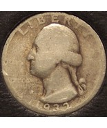 1932-D Silver Washington Quarter KEY DATE #0643 - $114.99