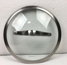 CALPHALON Saucepan LID ONLY replacement Aluminum & Glass 7 Inches - $14.36