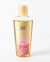 Victoria's Secret Hello Darling Body Wash 4.2 oz White Nectarine Peony T... - $9.89