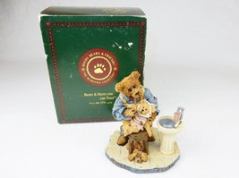 """Boyds Bears Figurine ~ """"Dooley...""""Painless"""" and the Patient"""", 1998, #7E/... - $19.55"""