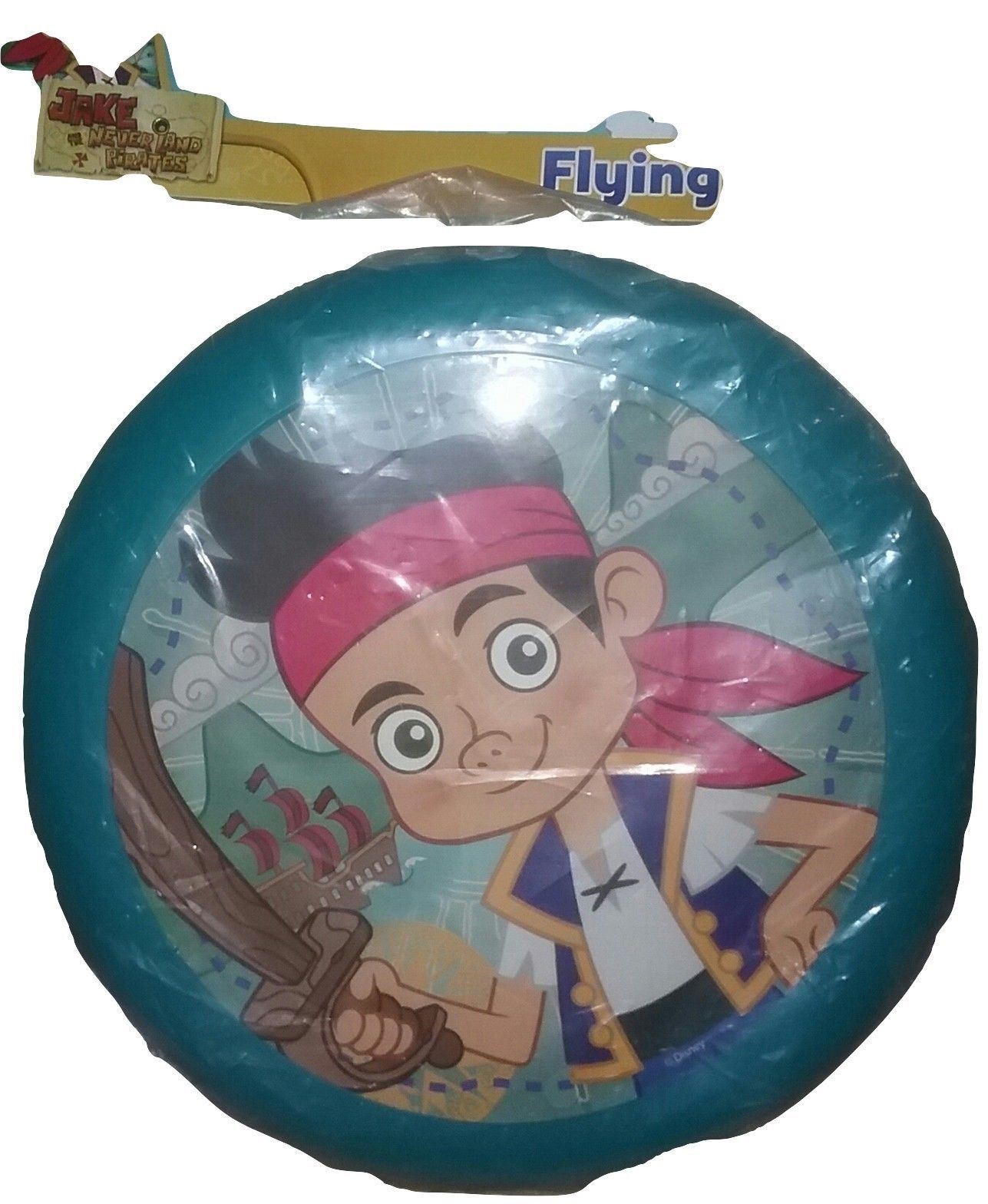 Weitere Sportarten Disney Jake And The Neverland Pirates Flying Disc Flug- & Drachensport