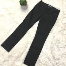Chico's Black Skinny Jeans Denim Sz 0 Womens Stretch Pants Casual  Slim  - $19.90