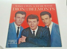 1960 Wish Upon A Star Dion and the Belmonts LP Record Album Laurie LLP 2... - £13.32 GBP