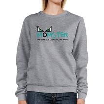 Momster Kids Don't Listen Grey SweatShirt - $20.99+