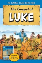 The catholic comic book bible the gospel of luke thumb200