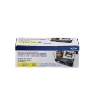 Brother TN-339Y Yellow Super High Yield Toner Cartridge For Brother HL-L... - $85.20