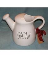 Rae Dunn GROW Watering Can - Christmas Edition NEW - $19.95