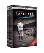 Baseball A Film By Ken Burns The Complete Tenth Inning 1840-2009 Sealed ... - $32.00