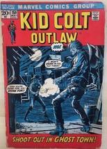 KID COLT OUTLAW #159 (1972) Marvel Comics G/VG - $9.89