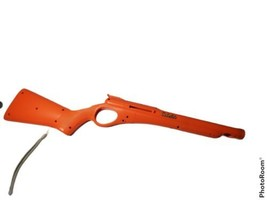 CABELAS Activision Shotgun Gun Rifle Nintendo Wii Controller Orange  - $24.74