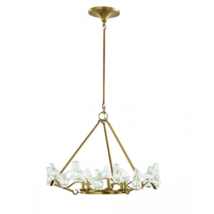 QZ0341 DOVE CHANDELIER - $1,408.00 - $1,948.00