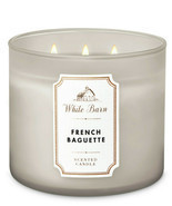 White Barn French Baguette Three Wick.14.5 Ounces Scented Candle - £18.04 GBP
