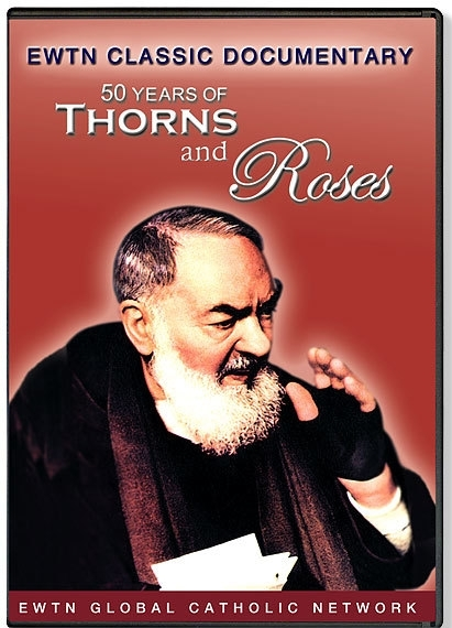 50 years of thorns and roses dvd