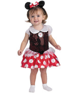 Baby Minnie Mouse , Infant Halloween Costume , 12 to 18 MONTHS , Free Sh... - $33.00
