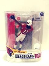 McFarlane Toys Arizona Cardinals Larry Fitzgerald 2008 Exclusive Action ... - $39.99