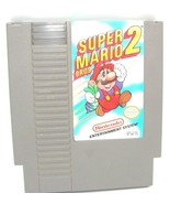 SUPER MARIO BROS 2 NES Nintendo 1985 Brothers Excellent Tested Cartridge - $20.56