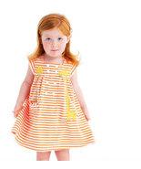 Le Top Giraffe Applique Summer Dress  Size 2T - $30.00