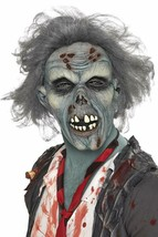 Smiffys Men'S Decaying Zombie Mask With Hair - $26.07 CAD