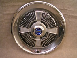 """1965 Ford Galaxie LTD Country Squire Custom 500 OEM 15"""" Hubcap Wheel Cover - $14.95"""