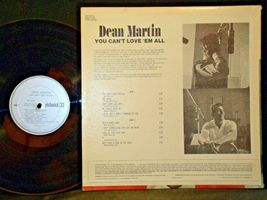 Dean Martin Christmas Album Record    AA-191757 Vintage Collectible image 7