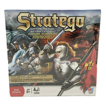 STRATEGO Capture the Flag Game - Milton Bradley/Hasbro 2008 edition NEW/... - $39.99