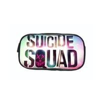 Suicide Squad Pen Case Summer Series Pencil Bag Letter Logo - $11.99