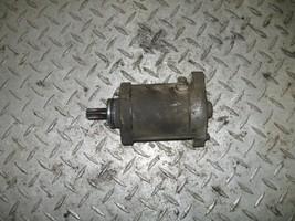 SUZUKI 2000 QUADRUNNER 500 2X4   STARTER   ( BIN 119)  P-3472M  PART 25,570 - $30.00