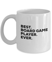 Board Game Player Mug - Boardgame Gifts - Gifts For Competitive Players - Coffee - $14.65