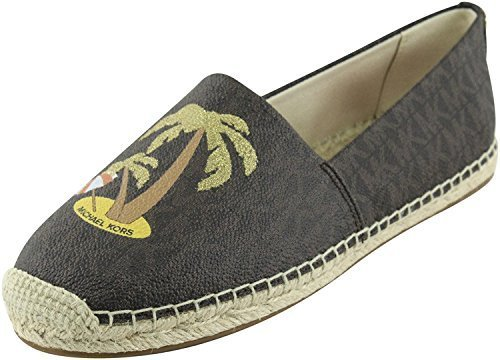MICHAEL Michael Kors Women's Kendrick Slip-On Brown
