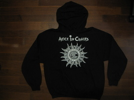 ALICE IN CHAINS - Sun Logo - Hoodie.Brand New - $29.99+