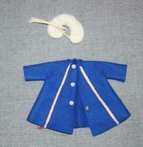 Vintage Tammy Family Pepper Frost Frolics Blue Coat and Hat - $24.31