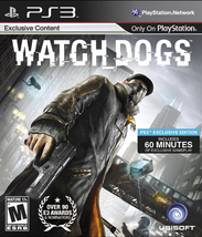 WATCH DOGS  - PlayStation 3 - (Brand New) - $31.12