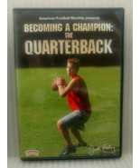DVD Becoming A Champion: The Quaterback John Booty Championship Productions - $11.54