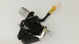 01-06 Lexus Ls430 Trunk Lid Latch Lock Actuator W Motor image 1