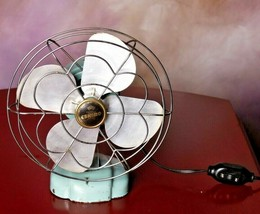 Vintage Eskimo Fan - $33.87