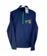 NEW Notre Dame Fighting Irish Champion Full Zip Jacket Women's Medium Navy Blue - $34.55