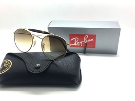 Ray-Ban RB3747 9008/58 51 Brown Gradient SunglassesLens/ Gold and Tortoi... - $101.82