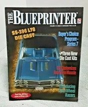 AMT Ertl Blueprinter Newsletter Volume 12 Issue 3 1998 67 Chevelle SS 396 - $11.30