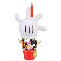 Hand Balloon Mickey Mouse Clubhouse Holiday Ornament - $37.62