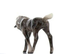 Hagen Renaker Miniature Horse Morgan Colt Ceramic Figurine Boxed image 6