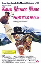 Paint Your Wagon Classic Movie DVD - $20.00