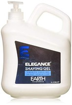 Elegance Plus Shaving Gel - 67.62 Fl Oz image 1
