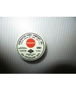 Vintage Remington Arms Co 100 Percussion Center Fire Caps Tin-Empty - $14.95