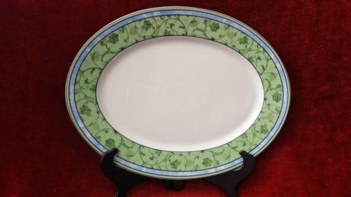"Wedgwood China Watercolour 14"" Serving Platter"