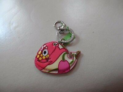 Vera Bradley Lilli Bell Seashore fish keychain NWT  (#3)