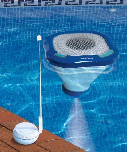 PoolTunes Wireless Speaker and Light for Swimming Pools