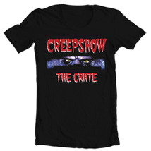 Creepshow the crate movie horror film t shirt 1980 s old school stephen king thumb200